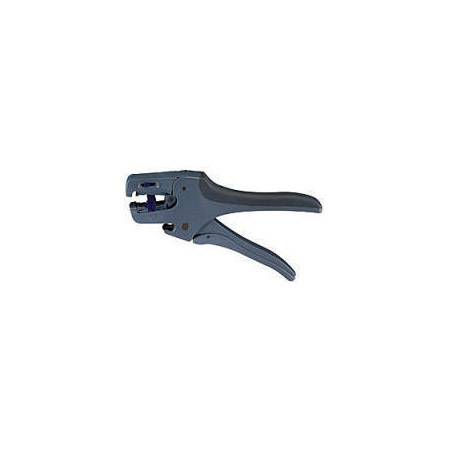 Wiha 44212 Self Adjusting Cable Cutting And Stripping Tool For 34-88 AWG Cable