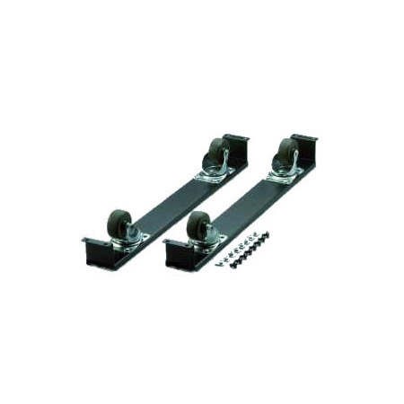 Winsted 88240 Caster Kit for Black Professional Racks