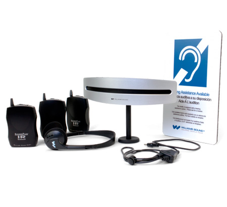 Williams Sound WIR-SYS-7522 PRO Mid-range Infrared System