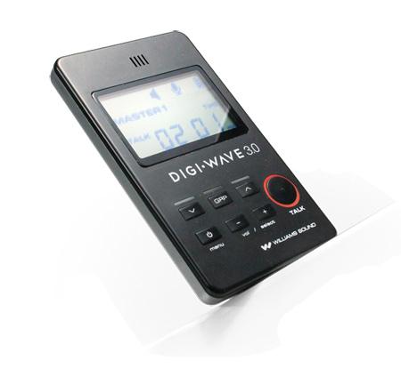 WILLIAMS AV DLT 300 Digi-Wave Transceiver 3.0 Version - Includes Li-Ion Battery and DW ACC PAC