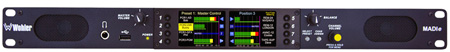 Wohler AMP1-MADIe MADI Audio Monitor and Mixer - Single-Mode In