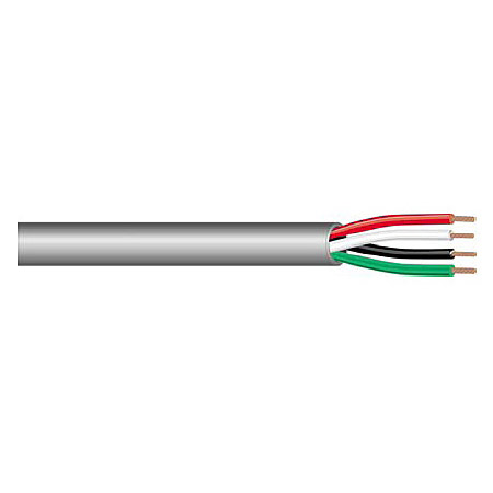 West Penn 242 20 AWG Bare Copper Unshielded Cable- 1000ft