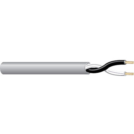 West Penn HA210 10 AWG 2 Conductor Unshielded Speaker Cable (1000 Ft.)
