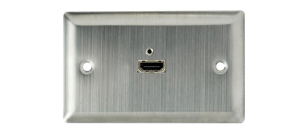 Gefen WP-HDMI HDMI Wall Plate - Right Angle