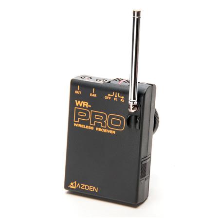 Azden WR-PRO VHF Wireless Camera Mount Receiver