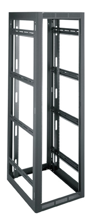 Middle Atlantic WRK-40-27 40RU x 27-Inch Deep Stand Alone Equipment Rack