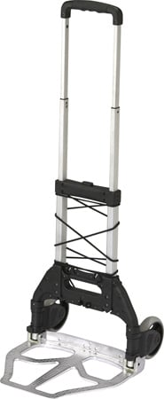 Wesco 220646 110 Lb. Capacity Mini Mover Folding Truck