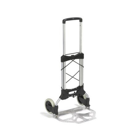 Wesco 220649 275 Lb. Capacity Maxi-Mover Lightweight Folding Truck