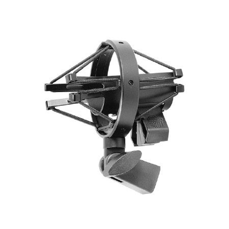 WindTech SM-1 Mic Suspension Shock Mount for 0.725 to 1-Inch Mics