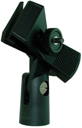 WindTech SMC-8 Locking Microphone Clip & Mic Holder