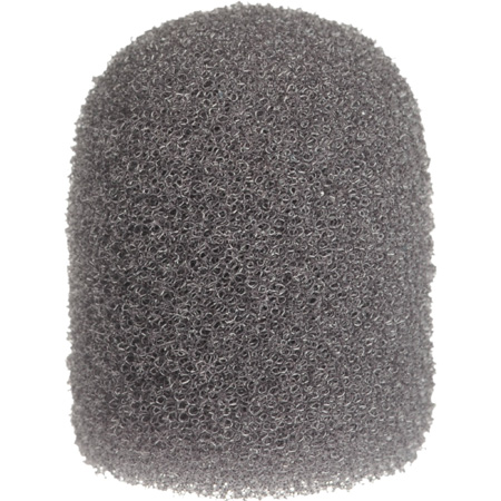 WindTech 1100 Series 1100-02 Small Size Foam Ball Windscreen 1/4 inch Off-White