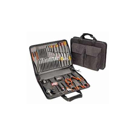 Xcelite Attache Tool Kit w/Hand Tools & Weller WP25 Soldering Iron
