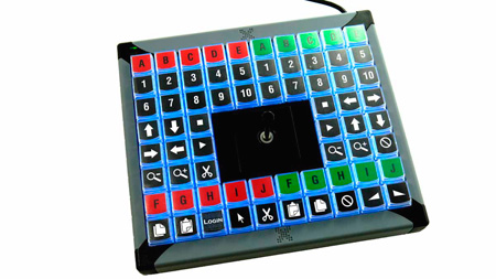 X-Keys XK-68 Joystick for Windows or Mac