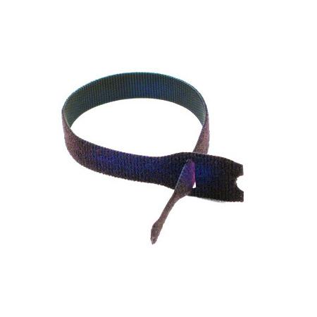 Rip-Tie Lite 1/2x8 Inch Black 900 Pk
