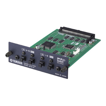 Yamaha MY16TD - 16 Channel TDIF Interface Card for Yamaha 02R96 and DM Series Consoles