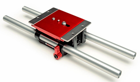 Zacuto Z-M-UB Mini Baseplate with 12in Rods