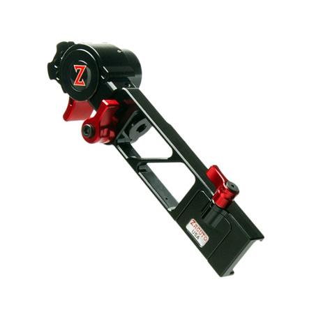 Zacuto Z-ZG-72T Zgrip Trigger with 360 Degree Adjustable Handgrip for Sony FS7 II Camera