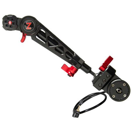 Zacuto Z-ZG-CT Zgrip Trigger with 360 Degree Adjustable Handgrip for Canon C-Series Cameras