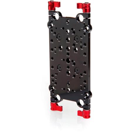 Zacuto Z-ZWP2 Zwiss Plate V2 - Multi Purpose Mounting Plate - Vertical