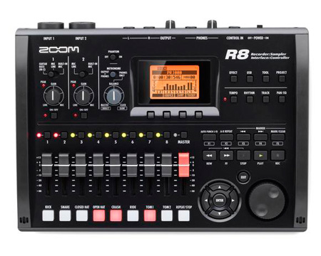 Zoom R8 Recorder / Interface / Controller