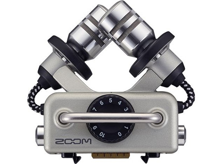 ZOOM XYH-5 Shock Mounted X/Y Microphone Capsule