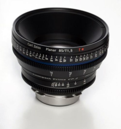 Zeiss 1956-611 Compact Prime CP.2 50mm/T1.5 Super Speed with MFT Mount