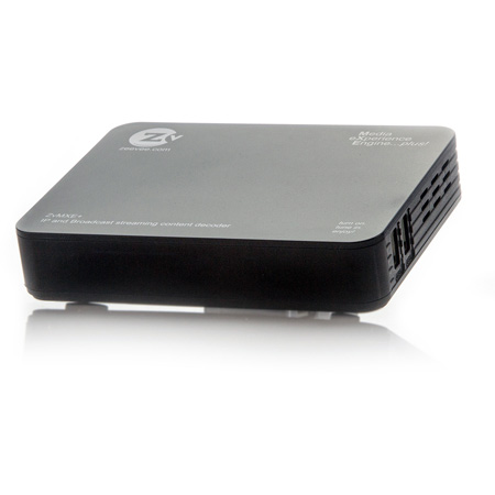 ZeeVee ZVMXEPLUS IP Set Top Box Decoder with Flexible Live AV Playback