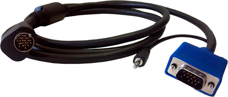 ZeeVee Zv710-6 Hydra VGA & Stereo Audio Breakout Cable - 6 Foot