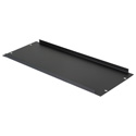 Atlas SPR4 19 Inch Blank 4 RU Recessed Rack Panel