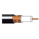 Belden 533945 New-Gen Coaxial RG6 Braided Shield Cable - 1000 Foot
