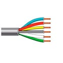 Belden 8458 15 Conductor 22AWG Non-Paired Cable Chrome Color Jacket 500ft