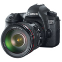 Canon EOS 6D Digital SLR Camera (Lens not included)