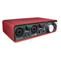 Focusrite Scarlett 2i2 USB 2 in / 2 out USB Recording Interface
