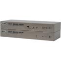 Gefen EXT-DVI-3600HD Optical DVI/ USB 2.0/ RS-232/ Audio Extender