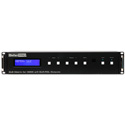 GefenPRO GEF-HDFST-848-4ELR 8x8 HDMI Matrix (with built in 4 HDBT Extenders)