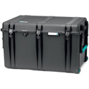 HPRC 2800WE Black Wheeled Hard Case Empty