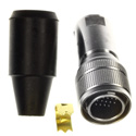 Hirose HR10A-13P-20P 20 Pin Connector Male