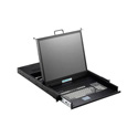iStar WL-21901 1U Rackmount 19 Inch TFT LCD Keyboard Drawer