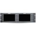 JVC DT-X71Hx2 7 Inch Dual LCD Monitor