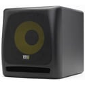 KRK KRK10S 10 Inch Active Subwoofer with 225 Watt Peak Power