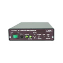 Link LEI-592M IP Closed Caption System - Master (requires Master & Slave for two way communication)