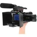 Listec PW-04 4-Inch i-Phone & Smart Phone Teleprompter