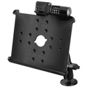 Ram RAM-B-138-AP8LU Flat Surface Locking Mount w/ Locking Cradle