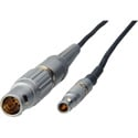 Red One - RS232 Command Control Cable - Lemo 6P to 10P - 1 Foot