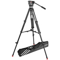 Sachtler 1001 System Ace M MS Tripod & Fluid Head Kit with 75mm Bowl