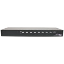 StarTech ST128HDMI2 8 Port High Speed HDMI Video Splitter w/ Audio