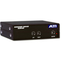 ATI SUM100-RCA 2 CH to 1 CH SUM100 with XLR and RCA I/O (Incl. External PwrSply)