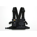 SetWear SW-05-539 iPad Hands-Free Radio Chest Pack
