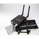 Teradek Cube 355 Dual Band WiFi 1-CH HD-SDI Decoder w/OLED Screen