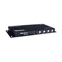 Vanco 280717 HDMI 2x4 Matrix Switcher with IR Control